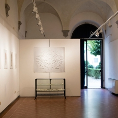 """""""Virginia Maksymowicz: Architectural Overlays"""" in the SACI Gallery, September 5 – October 16, 2016"""
