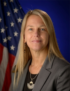 DAVA NEWMAN, NASA Deputy Administrator