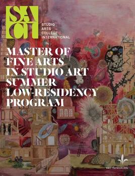 Low-Residency MFA in Studio Art