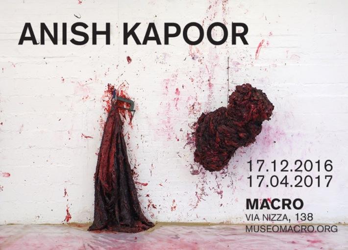 Anish Kapoor - MACRO Rome