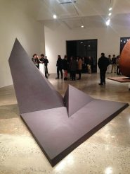 Beverly Pepper at Kayne Griffin Corcoran Gallery