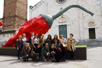 saci sculpture field trip to Pietrasanta Carrara Spring 2017 (12)