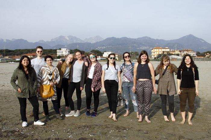 saci sculpture field trip to Pietrasanta Carrara Spring 2017 (25)