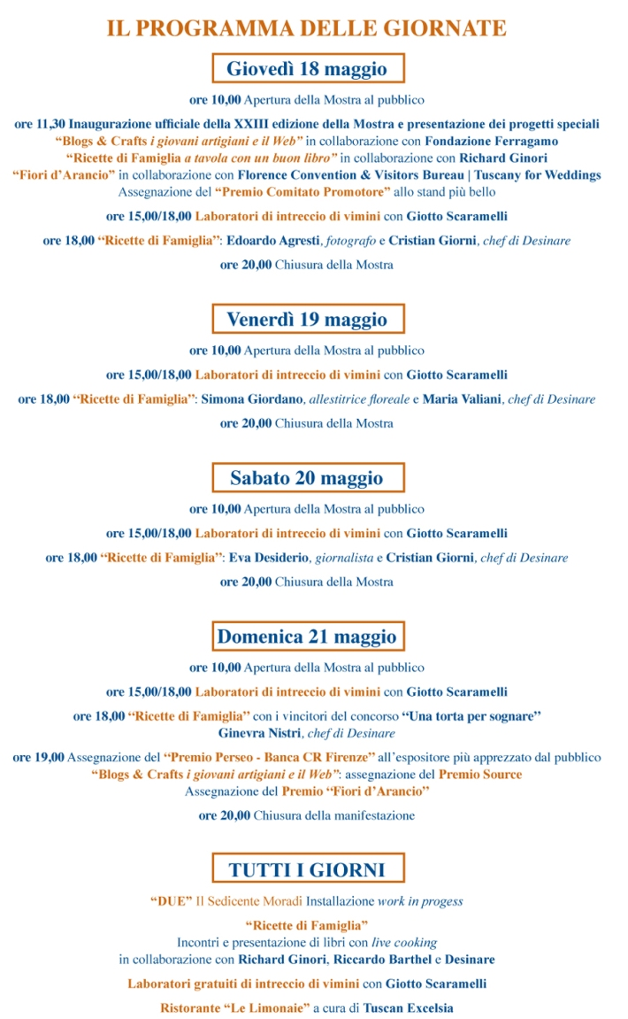 artigianto-program-2017