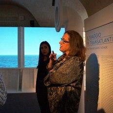 SACI's Visual Design course visit to the Salvatore Ferragamo Museum