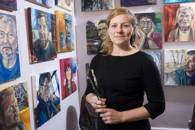 Sarah Brokke (Photo: Howie Hanson)