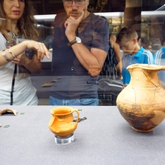"""Wells of Wonders: New Discoveries from Cetamura del Chianti"" at the National Archaeological Museum of Florence"
